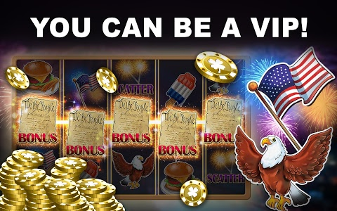 screenshot of Slots: VIP Deluxe Slot Machines Free - Vegas Slots version 1.112