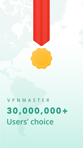 screenshot of VPN Proxy Master-Free security version 6.4.9
