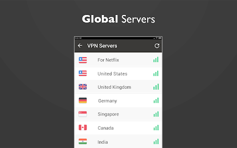 screenshot of VPN Proxy Master - free unblock VPN & security VPN version 1.2.3.2