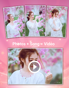 screenshot of Video Maker Photos With Song version 1.0.3