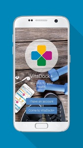 screenshot of VitaDock+ for Connect Devices version 2.7.6