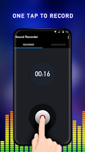 screenshot of Voice Recorder - Audio Recorder version 1.3.7