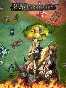 screenshot of War and Order version 1.3.28