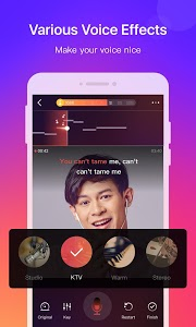 screenshot of WeSing - Sing Karaoke & Free Videoke Recorder version 5.13.2.431