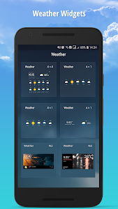 screenshot of Weather version 1.100.1801