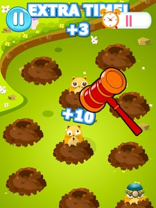 screenshot of Whack A Mole Free Games- Leisure puzzle kids games version 1.2.0