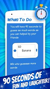 screenshot of What Am I? – Family Charades (Guess The Word) version 1.5.27