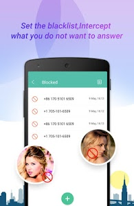 screenshot of Who calls-Call ID,Blocking SMS&Dialer version 2.5.6