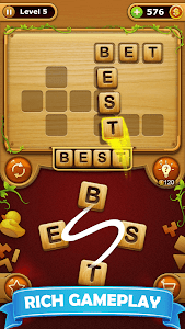 screenshot of Word Connect - Word Games Puzzle version 6.0.1