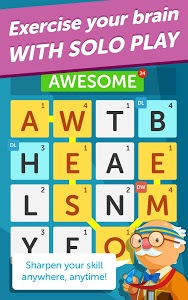 screenshot of Word Streak-Words With Friends version Varies with device