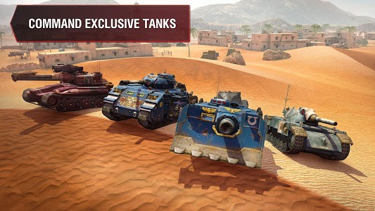 screenshot of World of Tanks Blitz MMO version Varies with device