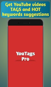 screenshot of YouTags Pro: Find tags from YouTube videos version 5.3