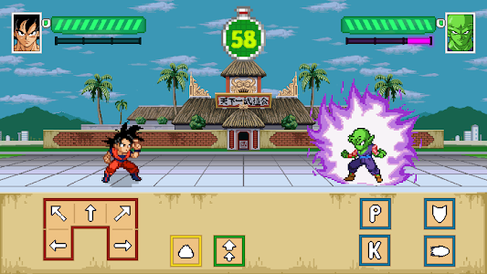 screenshot of Z Champions version Varies with device