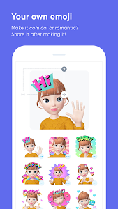 screenshot of ZEPETO version 2.5.0
