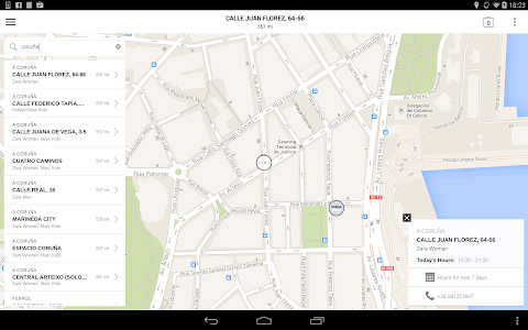 screenshot of Zara version 1.13.1
