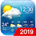free live weather on screen