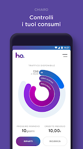 screenshot of ho. version 1.0.8.1