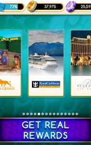 screenshot of myVEGAS Slots - Vegas Casino Slot Machine Games version 2.19.0