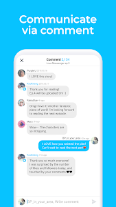 screenshot of wit - Exciting Chat Story version 2.0.0